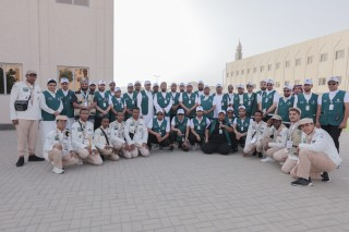 The Ministry's Work during Hajj Season 1440 AH